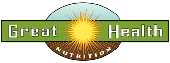 Great Health Nutrition Logo